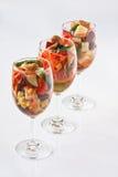Insalata di frutta (stile tailandese) Immagine Stock Libera da Diritti
