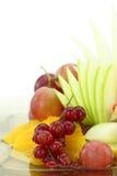 Insalata di frutta variopinta Fotografia Stock Libera da Diritti