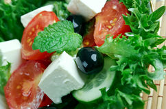 Insalata di misticanze Royalty Free Stock Photography