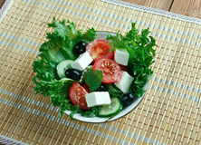 Insalata di misticanze Royalty Free Stock Image