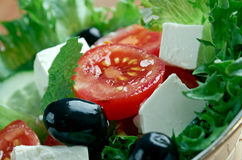 Insalata di misticanze Royalty Free Stock Photos