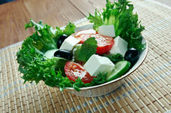 Insalata di misticanze Royalty Free Stock Images