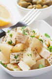 Insalata di patata Immagine Stock