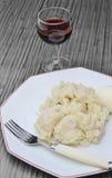 insalata di patata Fotografia Stock