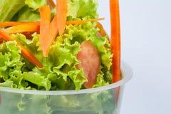 Insalata di verdure mista Immagini Stock Libere da Diritti