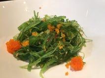 Insalata piccante dell'alga Fotografia Stock