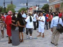insamling av gata t Royaltyfri Fotografi