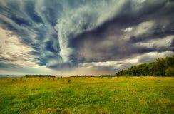 insamling av stormen arkivfoton