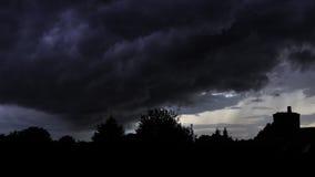 insamling av stormen royaltyfri foto