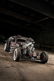 Insane Rat Rod Tanker Truck Royalty Free Stock Image