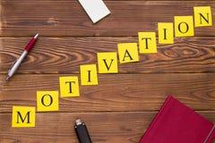 Inscripción de la diagonal de la motivación Fotografía de archivo libre de regalías