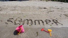 Inscripción del verano