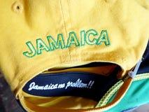 Inscripción Jamaica Fotografía de archivo