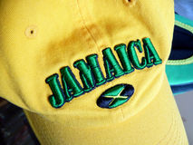 Inscripción Jamaica Imagen de archivo libre de regalías