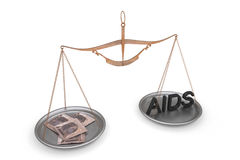 AIDS Royalty Free Stock Photos