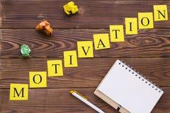 Inscription de diagonale de motivation images stock