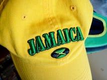 Inscription Jamaïque Photos stock