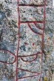 inscription runique, runes Photo stock