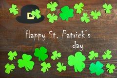 St.Patrick `s Day stock photography