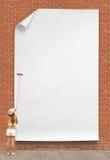 Inscrire un Bill Photo libre de droits