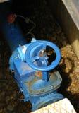 An insdustrial valve Stock Image