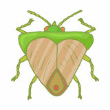 Insect bug icon, cartoon style Stock Photo