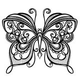 Insect butterfly Royalty Free Stock Images