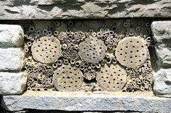 Insect hotel Royalty Free Stock Image