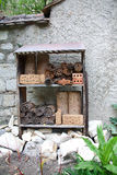 Wild Insect hotel Stock Photos