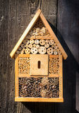 Insect house Stock Images