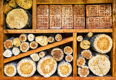 Insect house Royalty Free Stock Photo