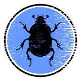 Insect icon Stock Photo