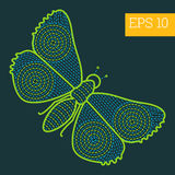 Insect outline  Stock Images