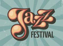 Insecte de festival de jazz Photos libres de droits