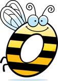 Insecte de la lettre O de bande dessinée illustration stock