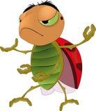 Insecte gentil Images libres de droits