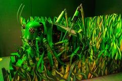 Insecte robotique Photos stock