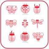 Insecten Vector Illustratie