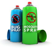 Insecticide Stock Photo