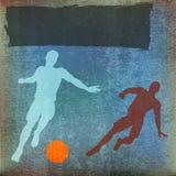Insecto do futebol ilustração royalty free