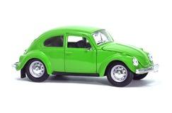 Insecto verde del coche Fotos de archivo libres de regalías