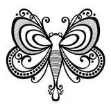 Insectvlinder stock illustratie