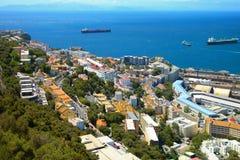 Insediamento in Gibilterra Fotografia Stock