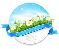 Insegna della primavera Immagine Stock Libera da Diritti