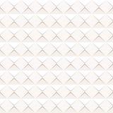 Insegna di carta astratta di forma Strato di carta con le ombre di goccia su fondo bianco Fotografia Stock Libera da Diritti