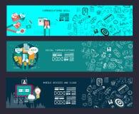 Insegna di concetto di affari per lavoro di squadra e brainsotrming con il piano Immagine Stock