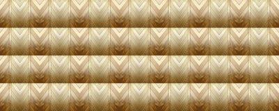 INSEGNA di legno di Azobé & modello senza cuciture Immagini Stock