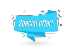 Insegna lineare piana del nastro di promozione, rotolo, prezzo da pagare, autoadesivo, royalty illustrazione gratis