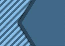 insegna semplice della geometria del abstact per fondo, manifesto, contesto illustrazione vettoriale