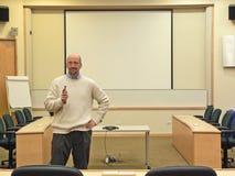 Insegnamento dell'aula Immagini Stock Libere da Diritti